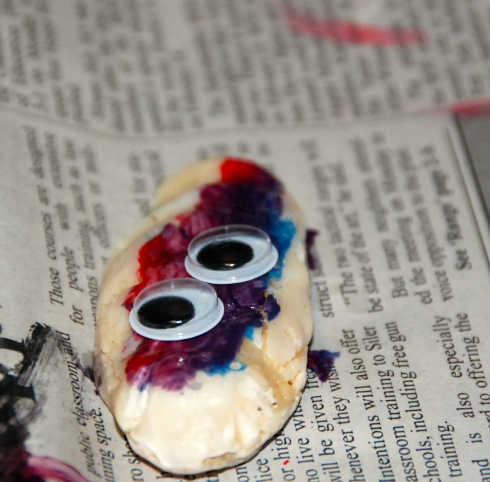 And some wiggly-eyes for added effect.