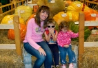 We had a great time at the state fair in October. Charlie and Maddie are getting to the perfect ages to do lots of fun stuff!