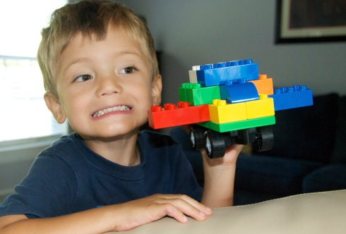 Charlie entered into a lego airplane contest into September.  He actually asked me TODAY if he won, and I had to tell him no.  I wish I could tell him he wins everything for his whole life, but that wouldn't be good for him, I guess.  :(
