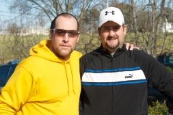 Chris and Jason