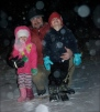 Maddie, Jason, and Charlie.